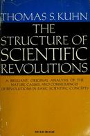 The Structure of Scientific Revolutions - Cover - EA 1962